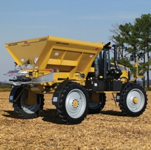New Leader L4330G4 Spreader