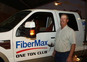 FiberMax Honors 2010 One Ton Club Inductees