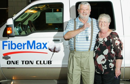 FiberMax Recognizes Record Number of 'One Ton' Growers