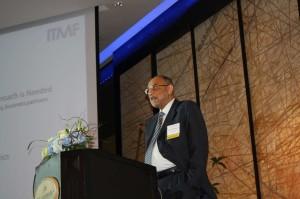 Bashir Ali Mohammad, ITMF
