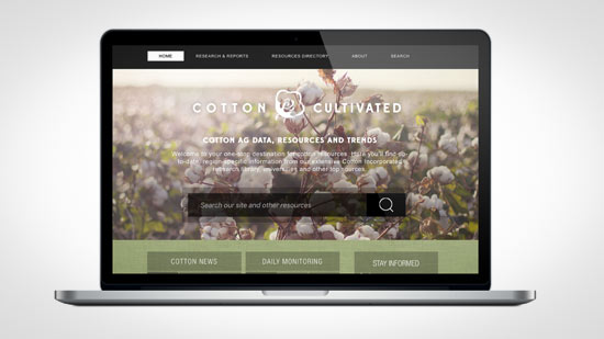 Cotton Incorporated Launches Cotton Cultivated Website