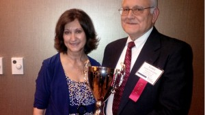 Colombini, Nevius Receive National Ginner Awards