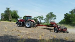 Increasing Planter Capacity: Go Faster or Wider?