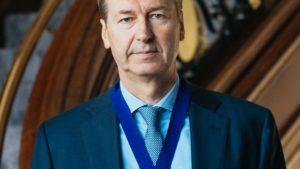 Reinhart Named New ICA President