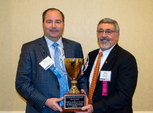 Fountain, Byler Receive National Ginner Awards