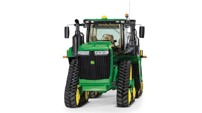Tractor Front Track : Deere adds new narrow track versions to rx tractor lineup
