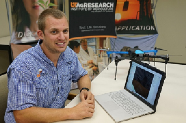 Research Shows Drones Can Help Crop Management