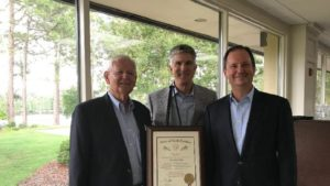 NC Cotton Grower Honored for Lifetime of Community and Industry Service