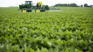 Check Wind Speed and Direction to Ensure an Effective Herbicide Application