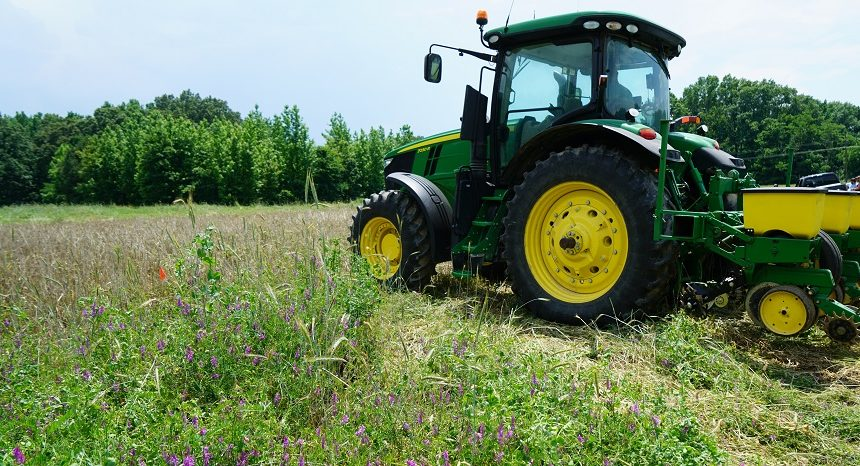 Milan No-Till Field Day to Feature Ten Cover Crop Studies