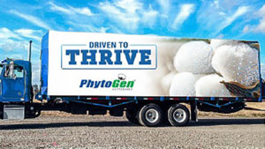 Yieldmobile delivers bales for Southwestern cotton producers