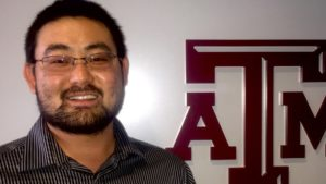 Maeda Named AgriLife Extension Cotton Specialist in Lubbock