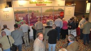 Attending the 2019 Beltwide Cotton Conferences: A Student's Perspective