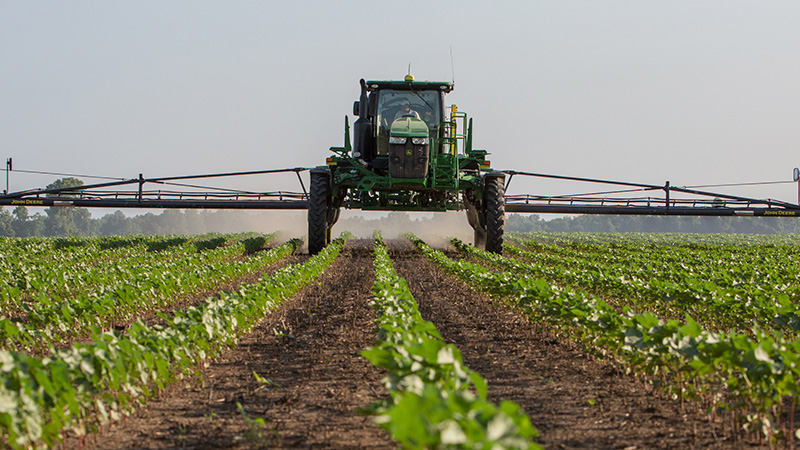Enlist™ Herbicides Stay on Target, Control Tough Weeds in