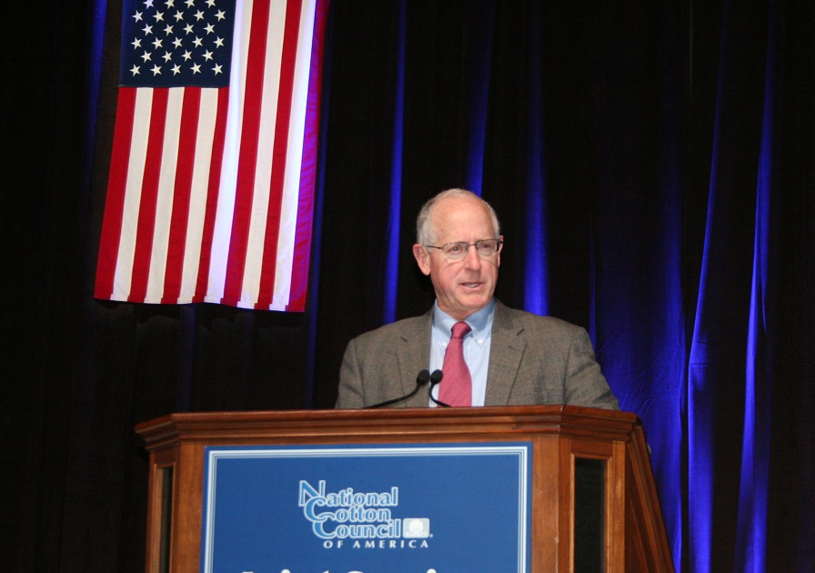 Conaway – Strong Voice for Agriculture and Cotton – Retiring from Congress