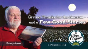 Giving Thanks for the Season – and a Few Good Stories